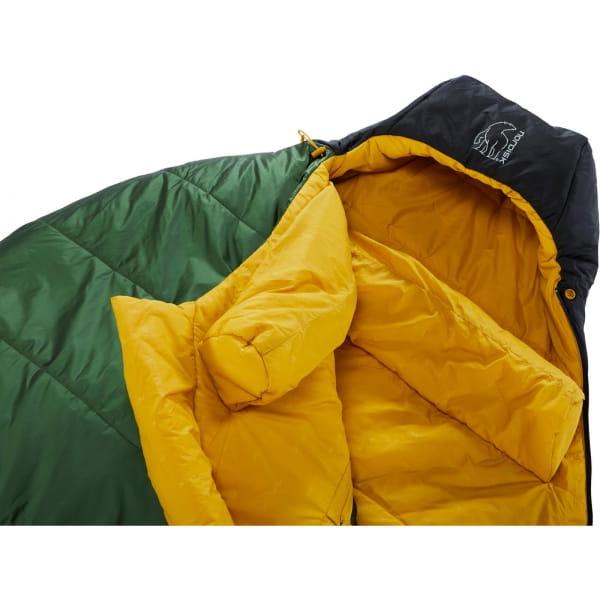 Nordisk Gormsson -2° Curve - 3-Jahreszeiten-Schlafsack artichoke green-mustard yellow-black - Bild 5