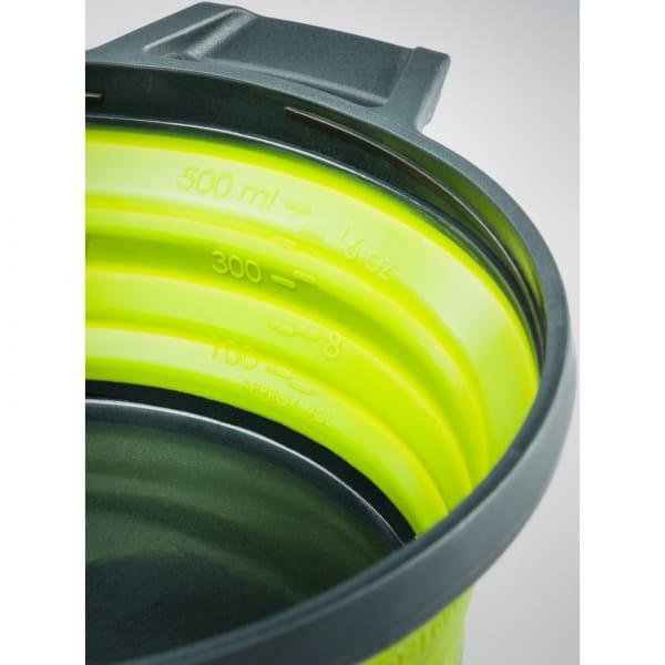 GSI Escape Bowl + Lid - Falt-Schüssel mit Decke green - Bild 17
