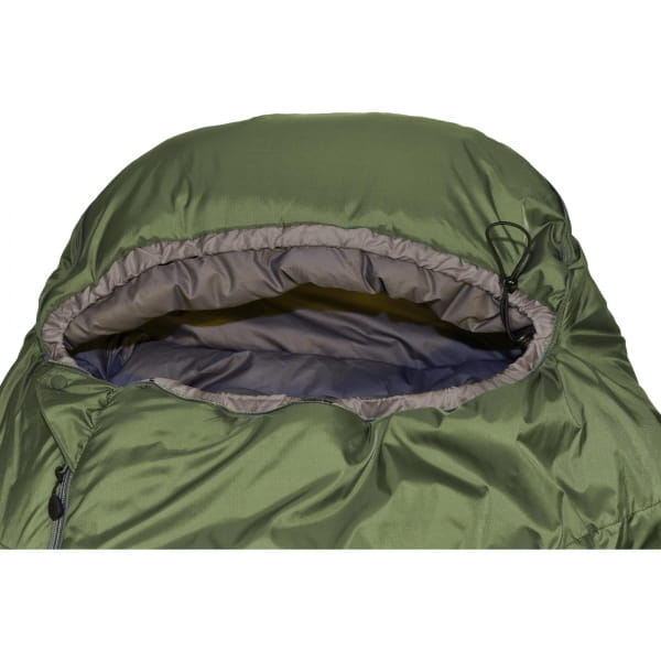 Grüezi Bag Biopod Wolle Survival  - Wollschlafsack greenery - Bild 5
