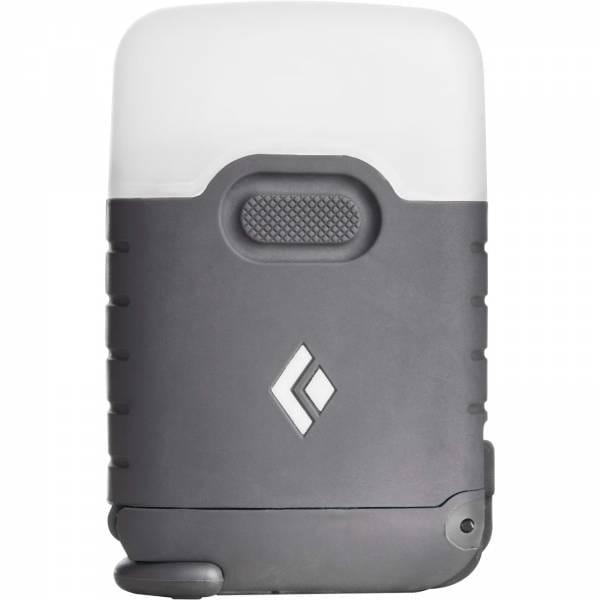 Black Diamond Zip Lantern - Camping- und Taschenlampe graphite - Bild 1