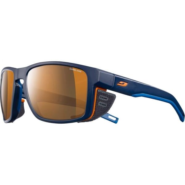 JULBO Shield Cameleon - Bergbrille blau-orange - Bild 1