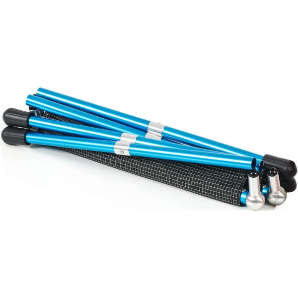 Helinox Speed Stool M - Falthocker black-blue - Bild 5