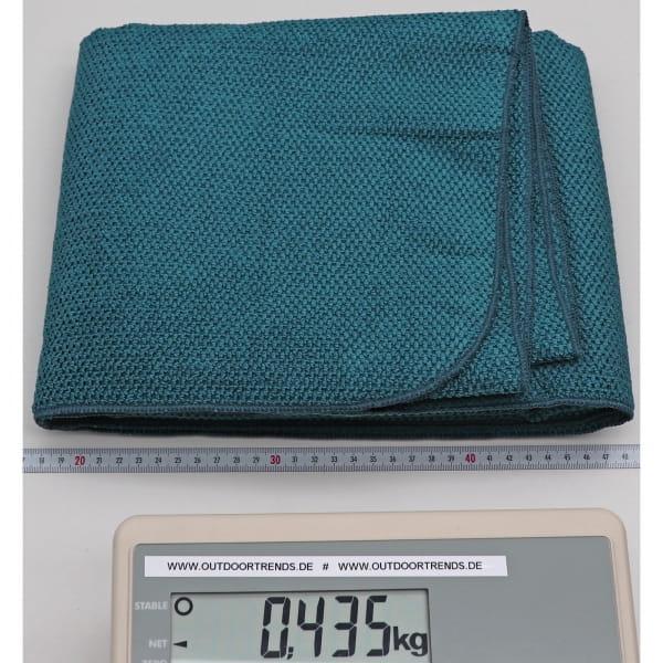 VAUDE Comfort Towel III XL - großes Funktionshandtuch blue sapphire - Bild 2