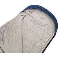 Vorschau: Grüezi Bag Biopod Wolle Murmeltier Comfort XXL - Deckenschlafsack night blue - Bild 7