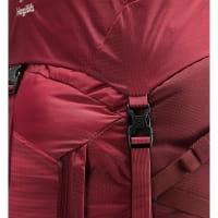 Vorschau: Haglöfs Ströva 65 - Trekkingrucksack brick red-light maroon red - Bild 8