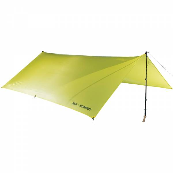 Sea to Summit Escapist 15D Tarp Medium lime - Bild 3