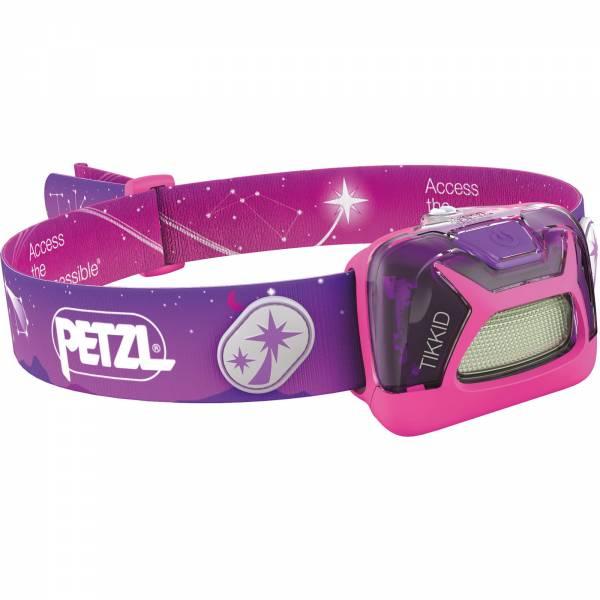 Petzl TIKKID - Stirnlampe für Kinder pink - Bild 2