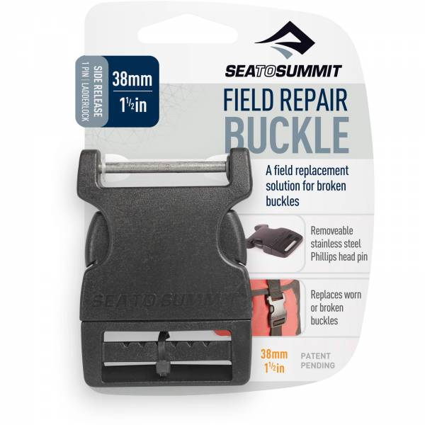 Sea to Summit Field Repair Buckle Side Release 1 Pin 38 mm - Gurtschnalle - Bild 1