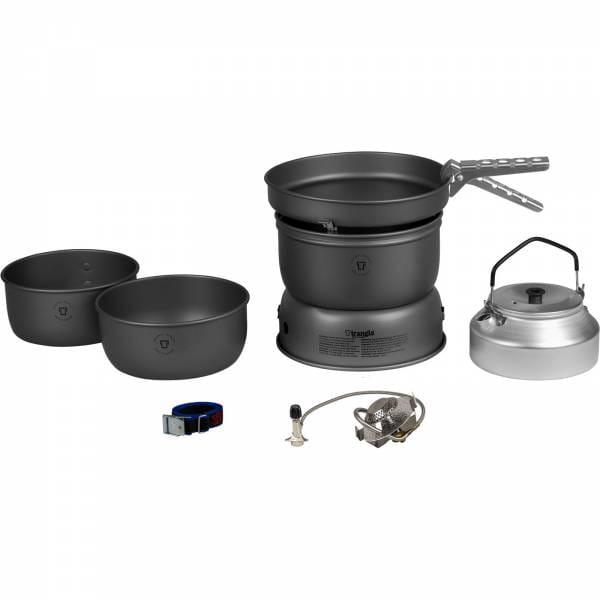 Trangia Sturmkocher Set groß - 25-2 HA - Gas - mit Wasserkessel - Bild 1