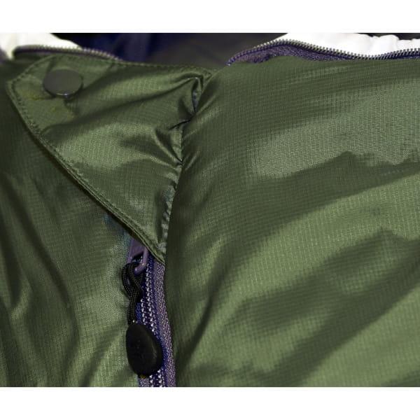 Grüezi Bag Biopod Wolle Survival  - Wollschlafsack greenery - Bild 10