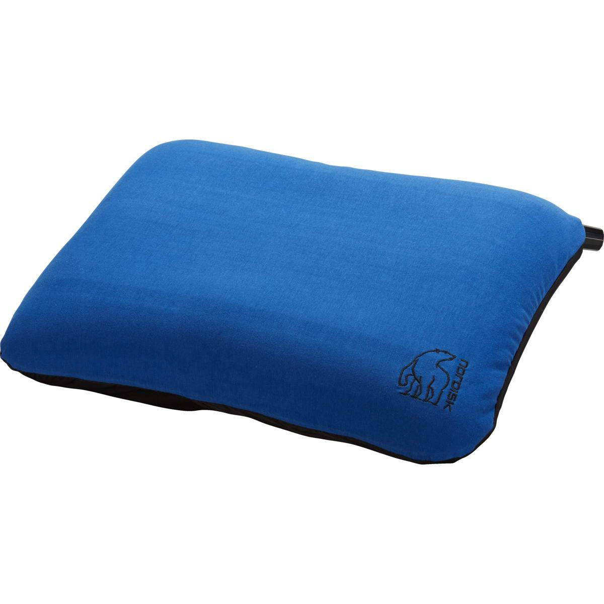 Nordisk Nat - Square Pillow - Kissen limoges blue-black - Bild 1
