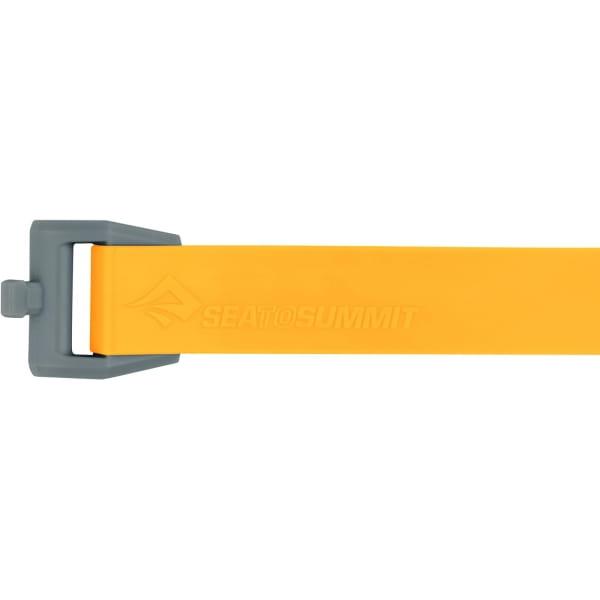Sea to Summit Stretch-Loc Set - Spannbänder yellow - Bild 7