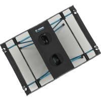 Vorschau: Helinox Table One - Falttisch black-blue - Bild 3