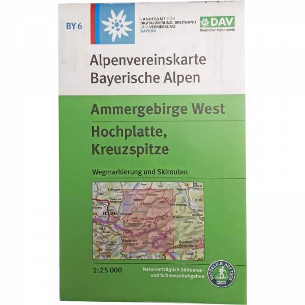 DAV BY06 Ammergebirge West - Bild 1
