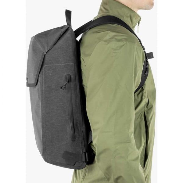 Apidura City Backpack 17L - Daypack anthracite melange - Bild 8