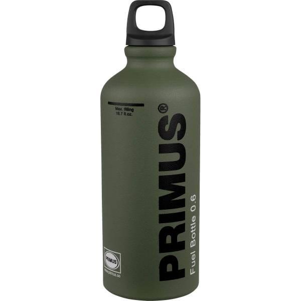 Primus 600er Brennstoffflasche mit Standardverschluss - 530 ml olive - Bild 1