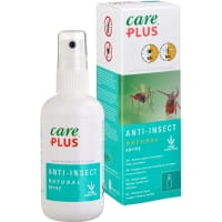 Care Plus Anti-Insect Natural Spray - 100 ml