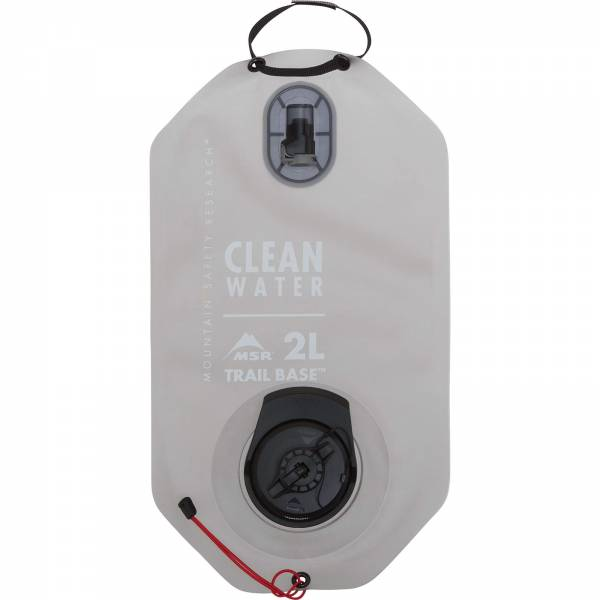 MSR Trail Base™ 2L Water Filter Kit - Wasserfilter-Set - Bild 3