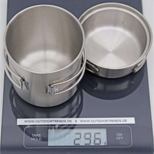 Tatonka Handle Mug 600 Set - Becher-Set - Bild 2