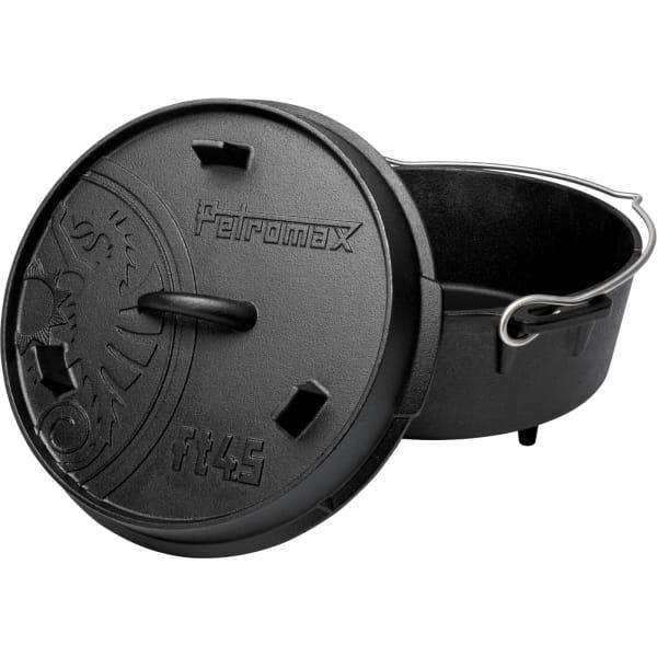 Petromax Feuertopf ft4.5 mit Füßen - Dutch Oven - Bild 1