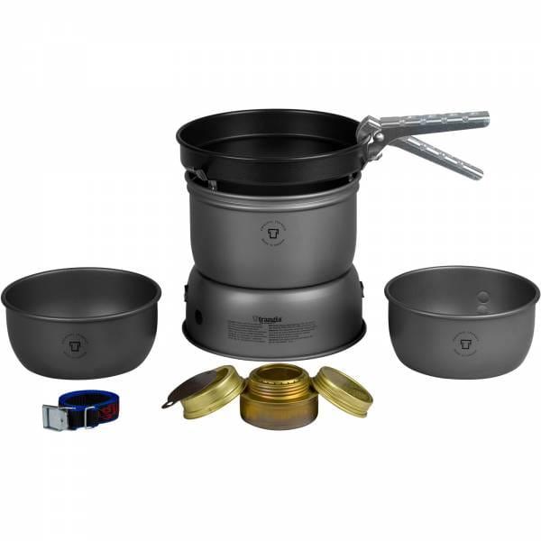 Trangia Sturmkocher Set klein - 27-3 HA - Spiritus - ohne Wasserkessel - Bild 1