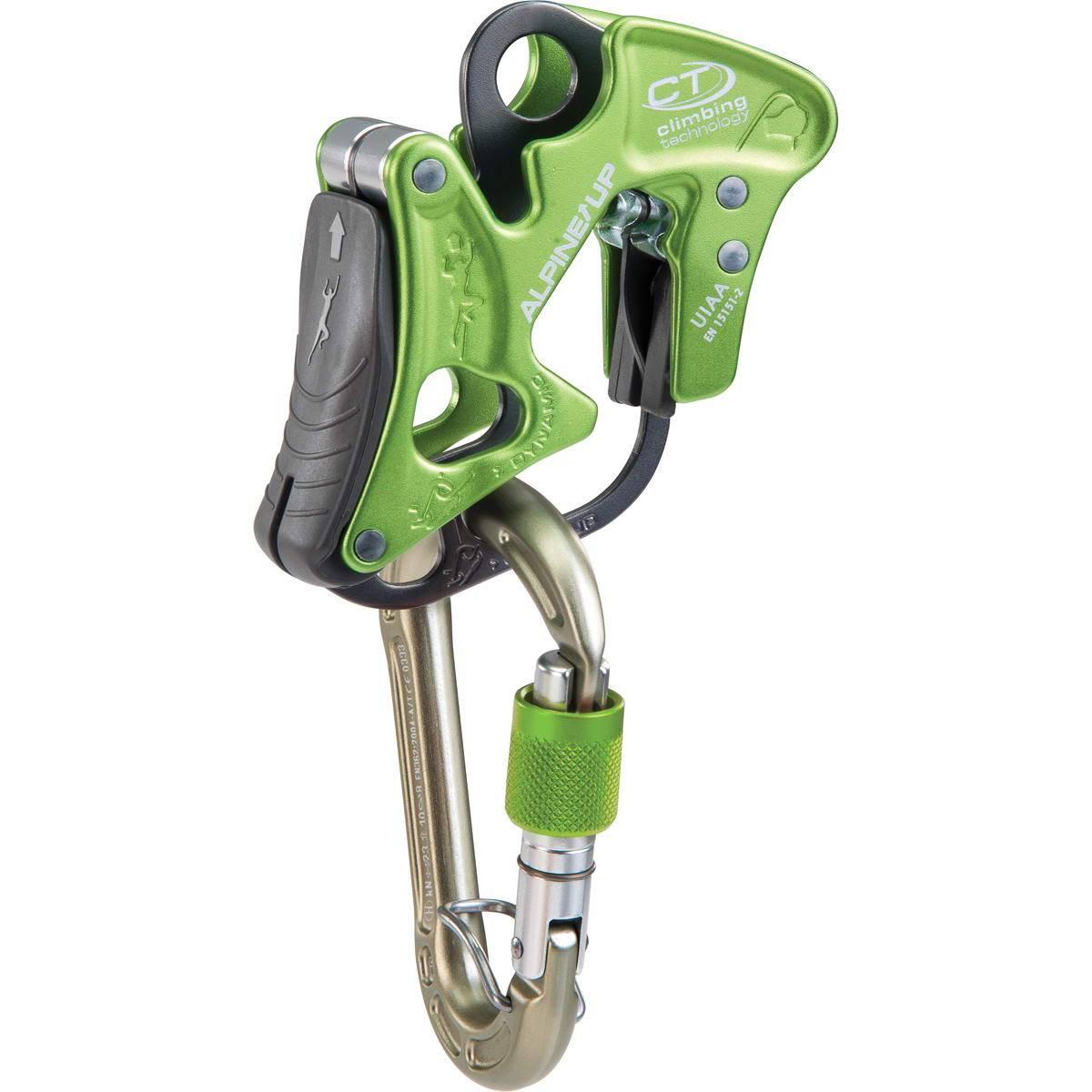 Climbing Technology Alpine-Up Kit - Sicherungsset green