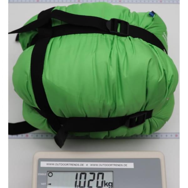 Grüezi Bag Biopod Wolle Kids World Traveller - Wollschlafsack claret red - Bild 13