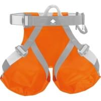 Vorschau: Petzl Schutzsitz für Canyon Gurte - Rutschhose orange - Bild 2