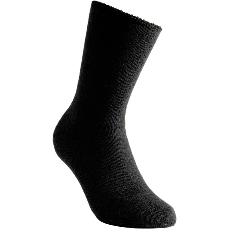 Woolpower Wildlife Socke 600 schwarz - Bild 1
