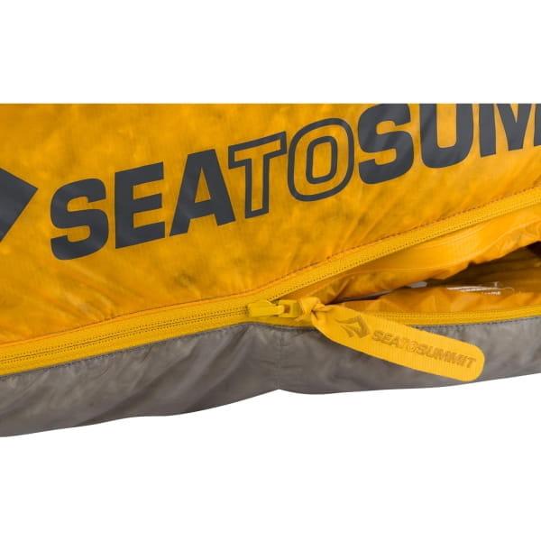 Sea to Summit Spark SpIV - Schlafsack dark grey-yellow - Bild 5