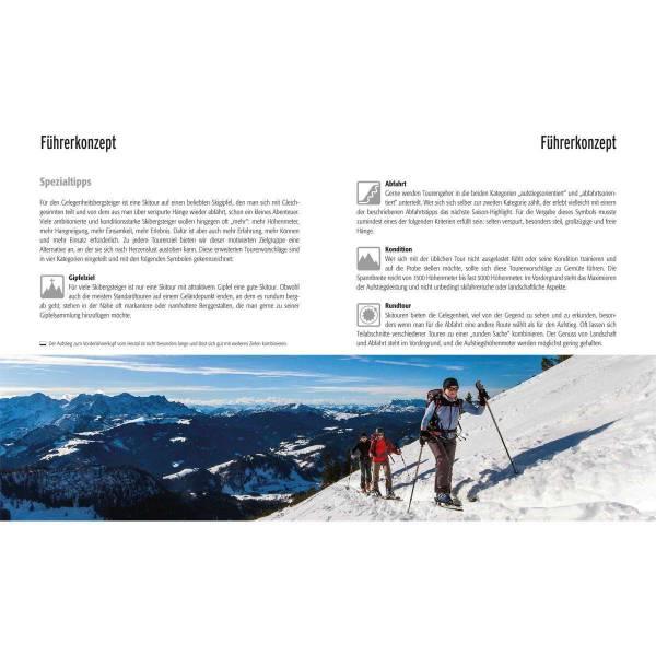 Panico Verlag Best of Skitouren - Band 1 - Bild 7
