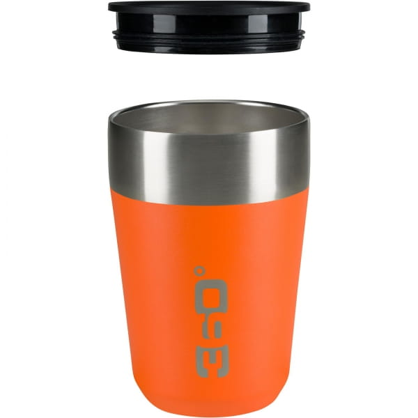 360 degrees Vacuum Insulated Stainless Travel Mug Regular - Thermobecher pumpkin - Bild 11