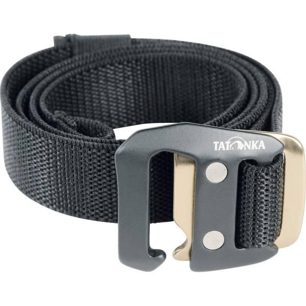 Tatonka Stretch Belt 25 mm - Gürtel black - Bild 1