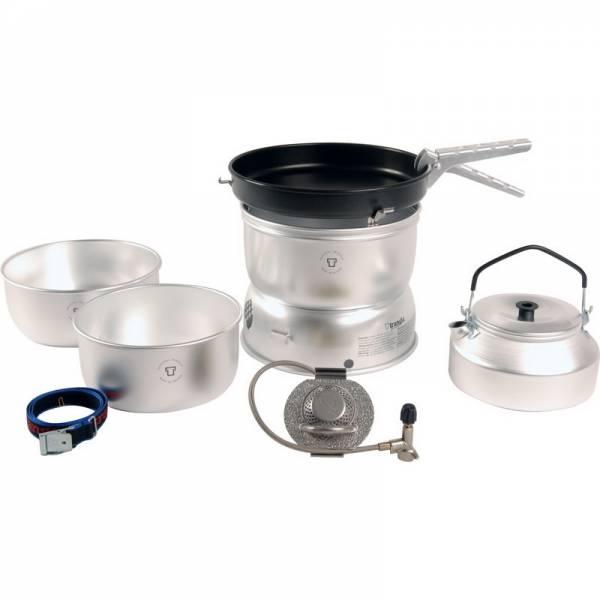 Trangia Sturmkocher Set groß - 25-4 UL - Gas - mit Wasserkessel - Bild 1