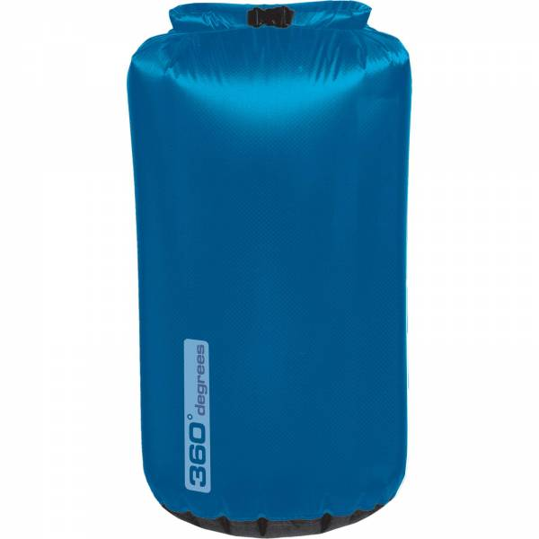 360 degrees Dry Bag - wasserdichter Packsack blue - Bild 2