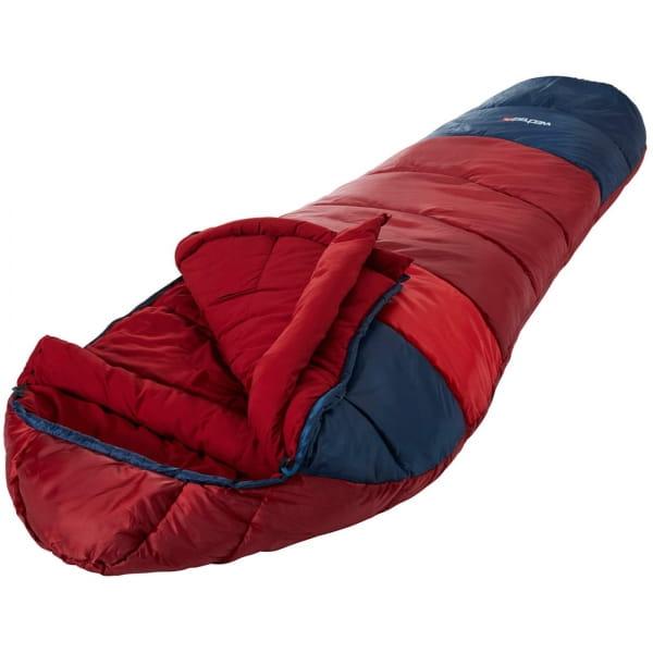 Wechsel Tents Stardust -5° M - Schlafsack red dahlia - Bild 6