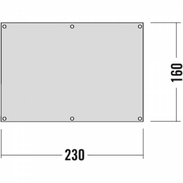 Tatonka Zeltunterlage 160 x 230 - Bild 1