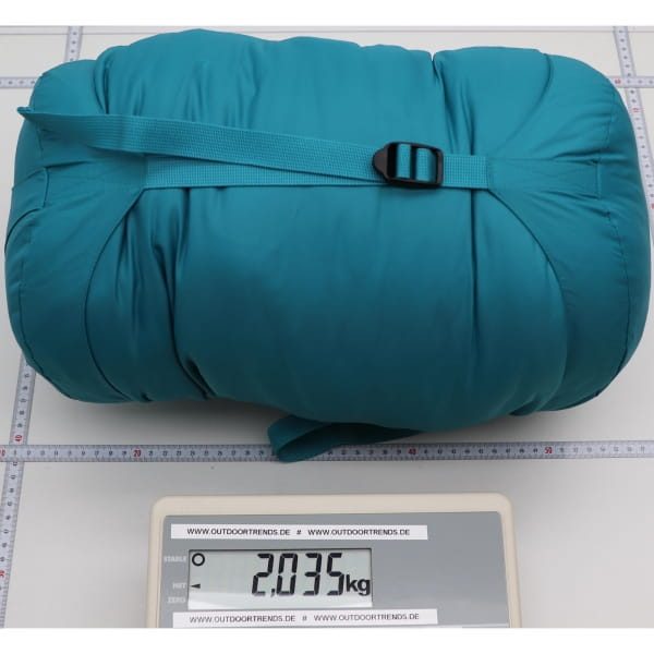Mountain Hardwear Lamina 15F/-9°C Women´s - Kunstfaserschlafsack vivid teal - Bild 3