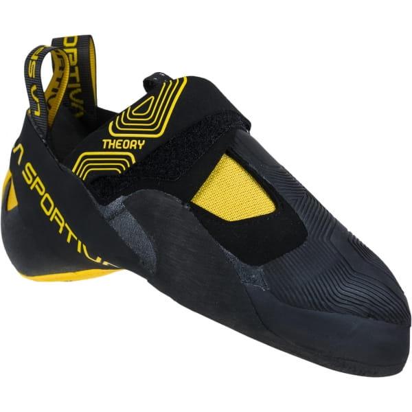 La Sportiva Theory - Kletterschuhe black-yellow - Bild 1