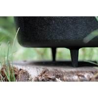 Vorschau: Petromax Feuertopf ft12 mit Füßen - Dutch Oven - Bild 5