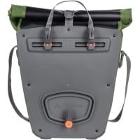 Vorschau: VAUDE Aqua Back Print Single - Hinterrad-Tasche black-green - Bild 2