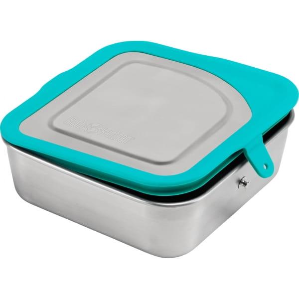 klean kanteen Meal Box 20oz - Edelstahl-Lunchbox stainless - Bild 7