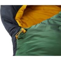 Vorschau: Nordisk Gormsson +4° Curve - Sommerschlafsack artichoke green-mustard yellow-black - Bild 6