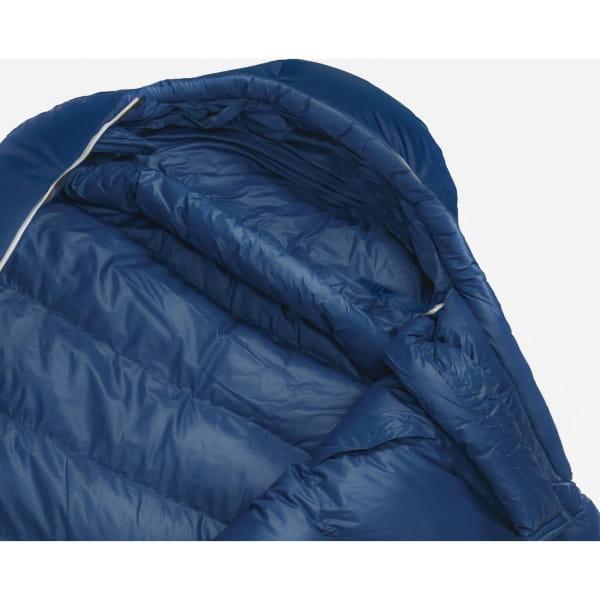 Grüezi Bag Biopod DownWool Ice - Daunen- & Wollschlafsack night blue - Bild 6