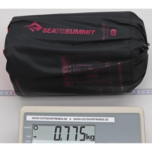 Sea to Summit EtherLite XT Extreme Women's - Schlafmatte black-persian red - Bild 3