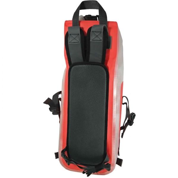 zulupack Backpack 25 - wasserdichter Daypack fluo orange - Bild 12