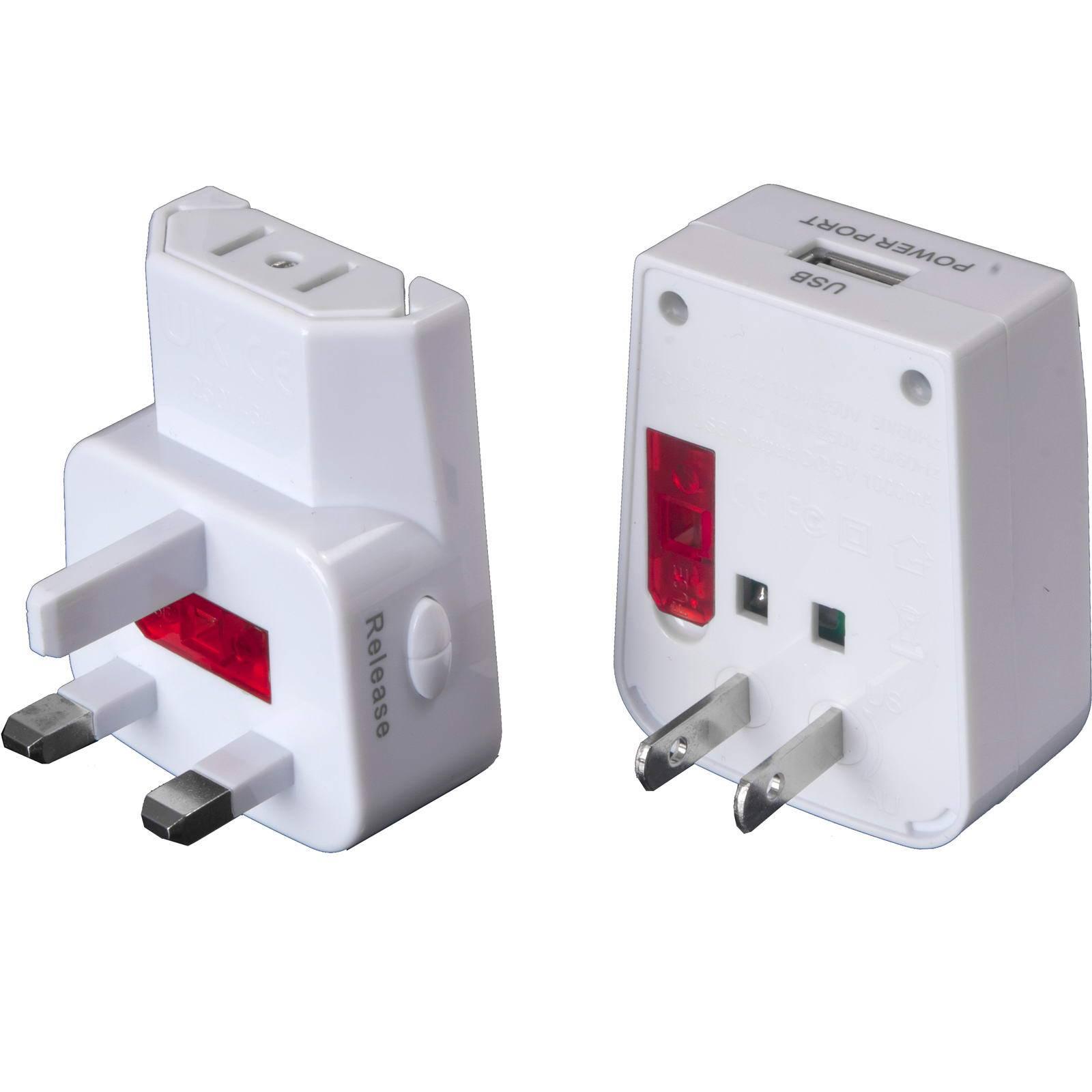 Relags Universal USB Steckeradapter - Bild 4