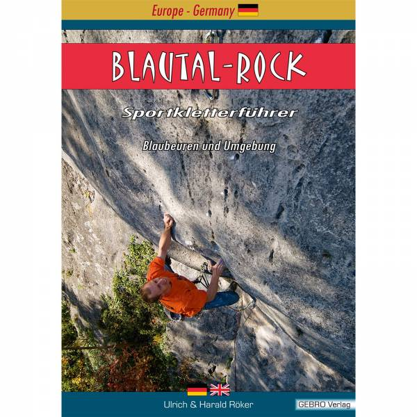 Gebro Verlag Blautal Rock - Kletterführer - Bild 1