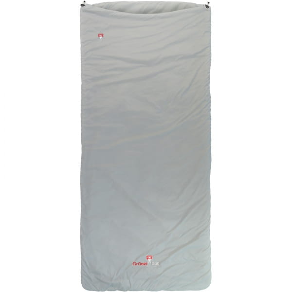 Grüezi Bag Schlafsackwarmer Youth - Liner light grey - Bild 1