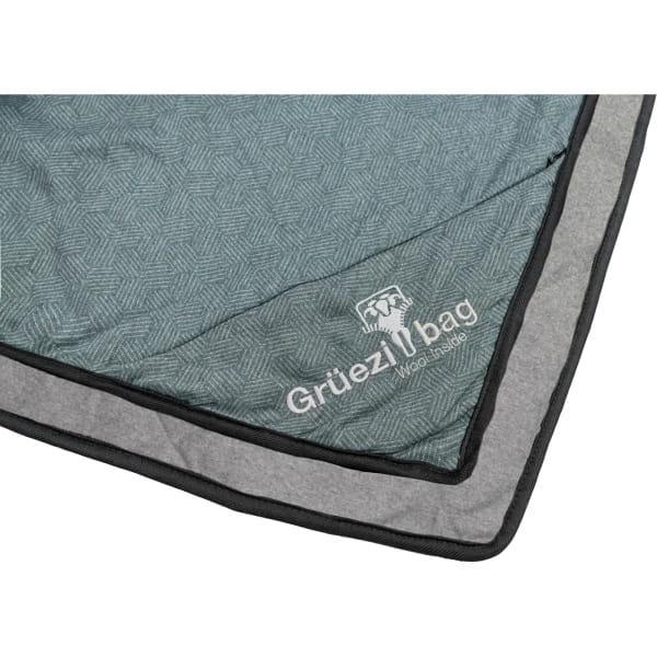 Grüezi Bag WellhealthBlanket Wool Deluxe - Decke - Bild 5